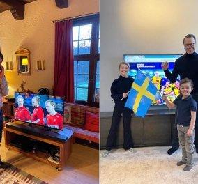 Αρχίζει το ματς! Ο πρίγκιπας Φρειδερίκος της Δανίας & ο πρίγκιπας Ντάνιελ της Σουηδίας «τα λένε» τηλεφωνικώς πριν τον μεγάλο αγώνα (φωτό) - Κυρίως Φωτογραφία - Gallery - Video