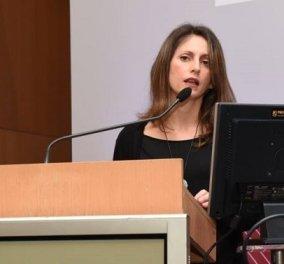 Greek Top Women Awards 2021: To eirinika τιμά 20 γυναίκες γιατρούς & νοσηλεύτριες που πολεμούν τον κορωνοϊό - Η επιδημιολόγος Βάνα Σύψα - Κυρίως Φωτογραφία - Gallery - Video