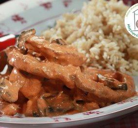 Ντίνα Νικολάου: Φιλέτο μοσχαρίσιο με μανιτάρια και κρέμα - Η συνταγή που πρέπει να δοκιμάσετε - Κυρίως Φωτογραφία - Gallery - Video