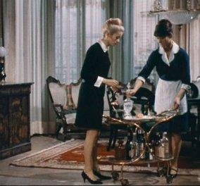 """Τα μυστικά ενός θρυλικού φορέματος: Το σχεδίασε ο Yves Saint Laurent  - το έβαλε η """"Ωραία της ημέρας"""" - Κατρίν Ντενέβ στην ομώνυμη ταινία (φώτο-βίντεο) - Κυρίως Φωτογραφία - Gallery - Video"""