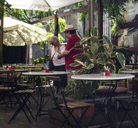 Ανατροπή με το take away: Κανονικά η λειτουργία σε Αθήνα και Θεσσαλονίκη τα Σαββατοκύριακα - Τι δήλωσε ο Γεωργιάδης - Κυρίως Φωτογραφία - Gallery - Video