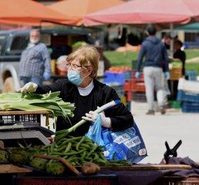 Κανονικά θα λειτουργήσουν οι λαϊκές αγορές σε Αθήνα και Θεσσαλονίκη το επόμενο Σάββατο (βίντεο) - Κυρίως Φωτογραφία - Gallery - Video