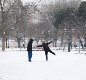 Καιρός: Συνεχίζεται η επέλαση της κακοκαιρίας «Μήδεια» - Που θα χιονίσει σήμερα; - Κυρίως Φωτογραφία - Gallery - Video