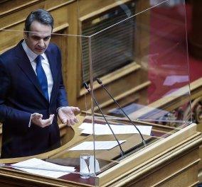 Σε έντονους τόνους η συζήτηση για την υπόθεση Λιγνάδη στη Βουλή: Τσίπρας - Έχετε πολιτική ευθύνη - Μητσοτάκης - Πάρτε θέση για τη λάσπη  - Κυρίως Φωτογραφία - Gallery - Video
