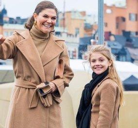 H πριγκίπισσα Εστέλ της Σουηδίας έκλεισε τα 9 - Οι πιο ωραίες εμφανίσεις μιας όμορφης δεσποινίδας & μελλοντικής βασίλισσας (φώτο)  - Κυρίως Φωτογραφία - Gallery - Video