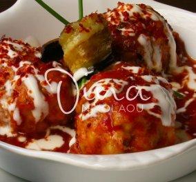 Η Ελλάδα στο πιάτο μας! Σουτζουκάκια φούρνου μερακλήδικα από την Ντίνα Νικολάου - Πρέπει να τα δοκιμάσετε - Κυρίως Φωτογραφία - Gallery - Video