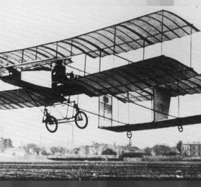 Vintage Story: Όταν πέταξε το πρώτο αεροπλάνο στην Ελλάδα με τον Ελευθέριο Βενιζέλο - Ο παράτολμος δημοσιογράφος, η προσθαλάσσωση & ο πνιγμός του στον Κορινθιακό  - Κυρίως Φωτογραφία - Gallery - Video