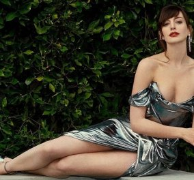 Αυτά τα παπούτσια που έβαλε η Anne Hathaway θα τα λατρέψετε φέτος την Άνοιξη και το Καλοκαίρι (φωτό) - Κυρίως Φωτογραφία - Gallery - Video