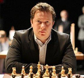 Arkadij Naiditsch: ο 3 φορές πρωταθλητής στο σκάκι & γκρανμέτρ της Γερμανίας μετακόμισε & έχει επιχείρηση στη Θεσσαλονίκη - Κυρίως Φωτογραφία - Gallery - Video