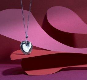 Υπέροχα και σικ κοσμήματα από το e-shop του Ιδρύματος Β&Ε Γουλανδρή - Για την αγαπημένη σας του Αγίου βαλεντίνου (φωτό) - Κυρίως Φωτογραφία - Gallery - Video