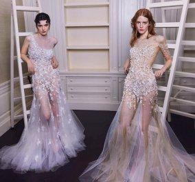 Λέμε «ναι» στην bridal κολεξιόν της Σήλιας Κριθαριώτη: Από τα πιο όμορφα νυφικά που έχουμε δει - Όνειρα φτιαγμένα από μετάξι (φωτό) - Κυρίως Φωτογραφία - Gallery - Video