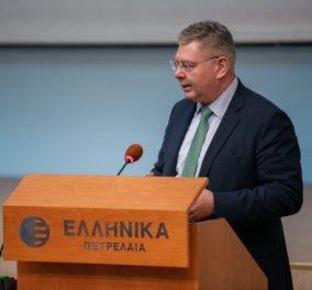 Ελληνικά Πετρέλαια: Θετικά αποτελέσματα για το 2020 παρά την κρίση της πανδημίας - Σημαντική πρόοδος στην υλοποίηση της στρατηγικής για ενεργειακή μετάβαση - Κυρίως Φωτογραφία - Gallery - Video