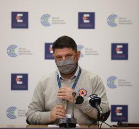 """Κορονοϊός: """"Θρίλερ"""" με τη μαραθώνια συνεδρίαση των λοιμωξιολόγων - Απαγόρευση κυκλοφορίας το Σαββατοκύριακο   - Κυρίως Φωτογραφία - Gallery - Video"""