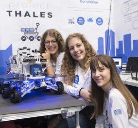 COSMOTE: Ξεκινά ο Πανελλήνιος Διαγωνισμός Εκπαιδευτικής Ρομποτικής 2021: ραντεβού με το μέλλον δίνουν και φέτος οι μαθητές της Ελλάδας - Κυρίως Φωτογραφία - Gallery - Video