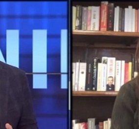 Το #metoo στο evening report: Η συζήτηση της Ειρήνης Νικολοπούλου με τον Γιώργο Κουβαρά για όσα συγκλονίζουν την ελληνική κοινωνία (βίντεο) - Κυρίως Φωτογραφία - Gallery - Video