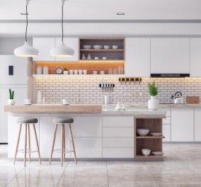 Σπύρος Σούλης: Κουζίνες από το μέλλον: Δείτε τα 8 Hot Trends που θα κυριαρχήσουν! - Κυρίως Φωτογραφία - Gallery - Video