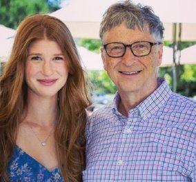 """Τζένιφερ Γκέιτς: """"Έκανα το εμβόλιο αλλά δυστυχώς δεν μου μετέδωσε την εξυπνάδα του Μπιλ - του πατέρα μου"""" (φώτο) - Κυρίως Φωτογραφία - Gallery - Video"""