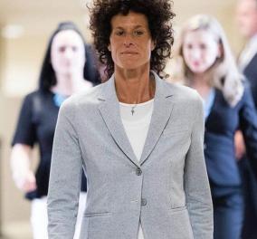 Μίλησε ανοικτά στον Κουτσογιαννόπουλο η Ελληνοαμαερικανίδα Άντρια Κωνσταντινίδη: Έτσι μπήκε φυλακή ο Μπιλ Κόσμπι για βιασμό (βίντεο) - Κυρίως Φωτογραφία - Gallery - Video