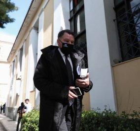 Αλέξης Κούγιας: ''Γιώργο Παπαδάκη πάρε με σε 10 λεπτά, ετοιμάζομαι για το δικαστήριο'' - Η ''δύσκολη'' τηλεφωνική επικοινωνία με τον παρουσιαστή (βίντεο)  - Κυρίως Φωτογραφία - Gallery - Video