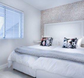Ο Σπύρος Σούλης δίνει ιδέες: Έτσι θα φτιάξετε την απόλυτη κρεβατοκάμαρα για χαλάρωση και ξεκούραση (φωτό) - Κυρίως Φωτογραφία - Gallery - Video