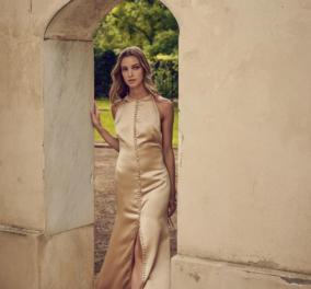 Η νέα συλλογή του Costarellos για την Άνοιξη/Καλοκαίρι 2021 είναι ένα όνειρο - Βραδινά φορέματα με τούλι, χρώμα - Κυρίως Φωτογραφία - Gallery - Video