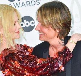 Η Nicole Kidman και ο αιώνιος Βαλεντίνος της! Το παθιασμένο φιλί στο στόμα με τον άντρα της Keith Urban (φωτό) - Κυρίως Φωτογραφία - Gallery - Video
