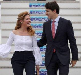 Ο γόης Πρωθυπουργός του Καναδά, Justin Trudeau σε δημόσια εξομολόγηση για τη γυναίκα του - '' Eίσαι το στήριγμά μου, ο καλύτερός μου φίλος'' (φωτό) - Κυρίως Φωτογραφία - Gallery - Video