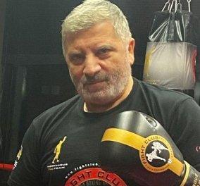 Ο Γιώργος Πατούλης κανει kickboxing & μας προτρέπει: Για να διώξετε το στρες της εβδομάδας (φωτο) - Κυρίως Φωτογραφία - Gallery - Video