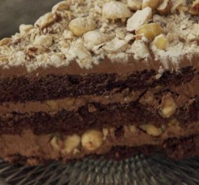 O Στέλιος Παρλιάρος παρουσιάζει: Η παιδική μου τούρτα - Το γλυκό που τον ώθησε στη ζαχαροπλαστική - Κυρίως Φωτογραφία - Gallery - Video