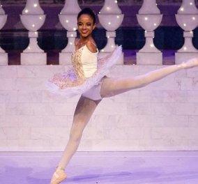 16χρονη μπαλαρίνα αποδεικνύει πως τίποτα δεν είναι αδύνατο: Γεννήθηκε χωρίς χέρια αλλά εμπνεύει με τον χορό και το χαμόγελό της (φωτό & βίντεο) - Κυρίως Φωτογραφία - Gallery - Video