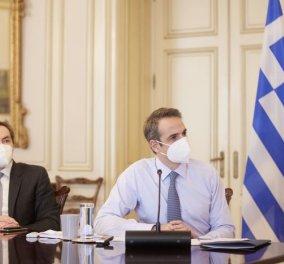 Κυρ. Μητσοτάκης: Μείωση στο λογαριασμό της ΔΕΗ όσων ταλαιπωρήθηκαν με διακοπές ρεύματος (βίντεο) - Κυρίως Φωτογραφία - Gallery - Video