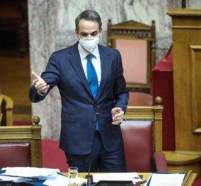 Κυρ. Μητσοτάκης στην δευτερολογία του: Κύριε Τσίπρα θα αποδείξετε επιτέλους πως Τσίπρας και Πολάκης δεν είναι το ίδιο; (βίντεο) - Κυρίως Φωτογραφία - Gallery - Video