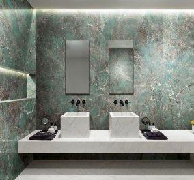 """37 μοντέρνες & εντυπωσιακές  ιδέες διακόσμησης θα κάνουν το μπάνιο σας """"ναό"""" του καλού γούστου (φώτο)  - Κυρίως Φωτογραφία - Gallery - Video"""