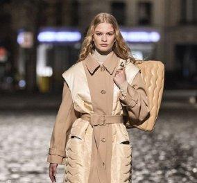 Εβδομάδα Μόδας στο Παρίσι: Υπέροχες hippie-chic εμφανίσεις στην πασαρέλα της Chloé - Η νέα συλλογή  σηματοδοτεί μια καινούργια εποχή (φώτο)  - Κυρίως Φωτογραφία - Gallery - Video