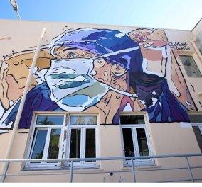 Κορωνοϊός - Ελλάδα: 2.301 νέα κρούσματα, 452 διασωληνωμένοι και 41 νεκροί - Κυρίως Φωτογραφία - Gallery - Video
