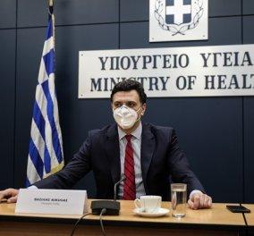 Live - Κορωνοϊός: Η ενημέρωση του υπουργού Υγείας Βασίλη Κικίλια - Κυρίως Φωτογραφία - Gallery - Video