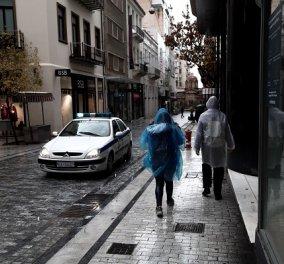 Καιρός: Βροχές, καταιγίδες και αφρικανική σκόνη σήμερα Κυριακή - Που θα είναι έντονα τα φαινόμενα - Κυρίως Φωτογραφία - Gallery - Video