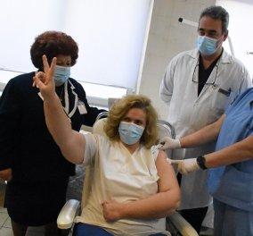 Κορωνοϊός - εμβολιασμός: 11 απαντήσεις σε πρακτικά ερωτήματα - Ποια είναι η σύσταση για τις έγκυες γυναίκες & ποιος ο ρόλος των rapid-test; - Κυρίως Φωτογραφία - Gallery - Video