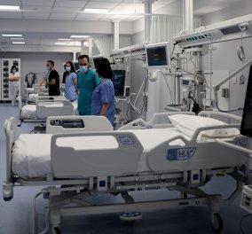 Ένα βήμα πριν την επιστράτευση ιδιωτών γιατρών η κυβέρνηση: Αφόρητη η πίεση που δέχονται τα νοσοκομεία (βίντεο) - Κυρίως Φωτογραφία - Gallery - Video