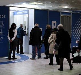 Εθνική Επιτροπή Εμβολιασμών για AstraZeneca: Συνεχίζεται κανονικά η χορήγηση του στην Ελλάδα - Τι ανέφερε για τις θρομβώσεις - Κυρίως Φωτογραφία - Gallery - Video