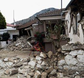 Σεισμός στην Ελασσόνα: Κατέληξε ο 83χρονος που είχαν απεγκλωβίσει από το γκρεμισμένο σπίτι του μετά τα 6,3 Ρίχτερ - Κυρίως Φωτογραφία - Gallery - Video