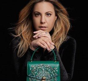 Το απόλυτο Made in Greece: Η Mary Katrantzou σχεδιάζει τσάντες για τον Bulgari! H Ελληνίδα που θαυμάζουμε στον οίκο μόδας από την Ήπειρο (φωτο) - Κυρίως Φωτογραφία - Gallery - Video