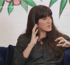 Μαρία Διακοπαναγιώτου: «Όταν έκανα παρέα με άνδρες ήμουν εξώλης και προώλης, όταν έκανα με γυναίκες ήμουν λεσβία» (βίντεο) - Κυρίως Φωτογραφία - Gallery - Video