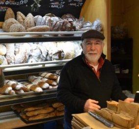 Πέθανε ο θρυλικός Τάκης - Ο ιδιοκτήτης του ιστορικού φούρνου στο Κουκάκι (φωτό) - Κυρίως Φωτογραφία - Gallery - Video