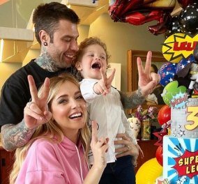 Chiara Ferragni: Ο γιος της Leo, το πιο πολυφωτογραφημένο παιδί του Instagram είχε γενέθλια! Δείτε τον να σβήνει τα κεράκια του (βίντεο) - Κυρίως Φωτογραφία - Gallery - Video