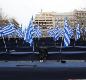 Παρέλαση 25ης Μαρτίου: Περισσότεροι από 4.000 αστυνομικοί στα μέτρα ασφαλείας για τους εορτασμούς των 200 χρόνων   - Κυρίως Φωτογραφία - Gallery - Video