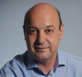 Πέθανε σε ηλικία 56 ετών ο δημοσιογράφος Παναγιώτης Νεστορίδης - Πάλεψε με τον καρκίνο   - Κυρίως Φωτογραφία - Gallery - Video