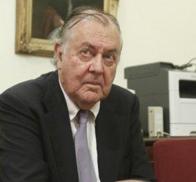 Βασίλης Κωστόπουλος: Πέθανε  σε ηλικία 81 ετών ο πρώην διευθύνων σύμβουλος της ΕΡΤ - Κυρίως Φωτογραφία - Gallery - Video