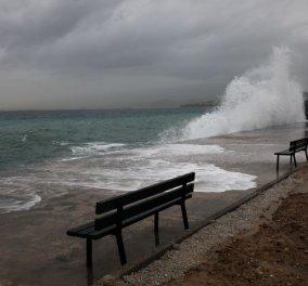 Αστατος ο καιρός σήμερα Τετάρτη με χιόνια, βροχές, ανέμους - Πόσο θα πέσει η θερμοκρασία;  - Κυρίως Φωτογραφία - Gallery - Video