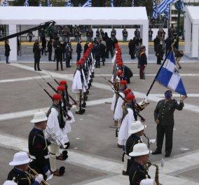 Live: Όλη η παρέλαση της 25η Μαρτίου - Ο Νίκος Αλιάγας & η Σοφία Κορμά σχολιάζουν  - Κυρίως Φωτογραφία - Gallery - Video